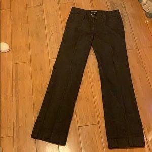 Dolce and Gabbana dark blue jeans size waist 27 in